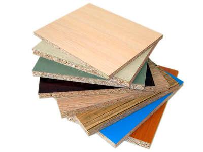 Ламинированная древесностружечная плита. ЛДСП