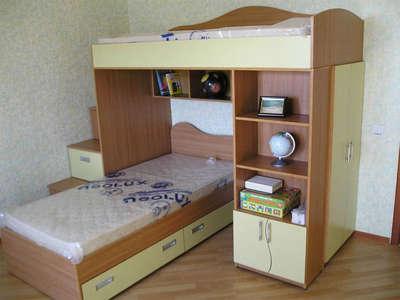 Детская мебель на заказ в Казани