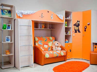 Мебель в детскую под заказ в Казани