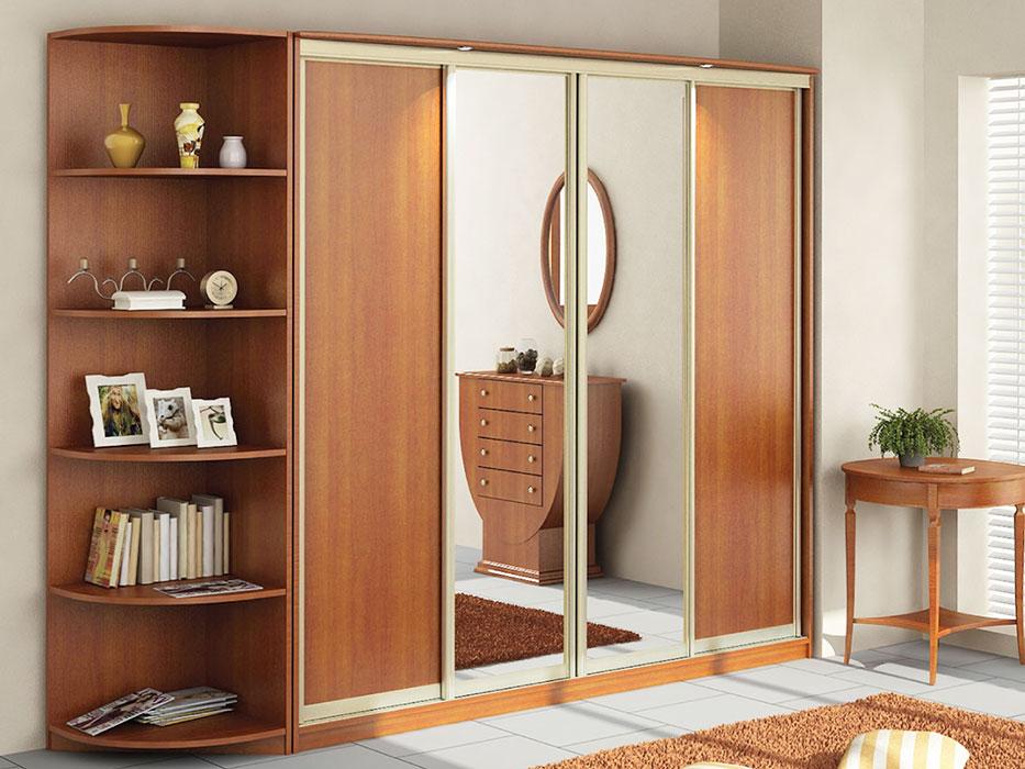 Предлагаем купить шкаф-купе Зета 1,8 производства мебельной фабрики Свiт меблiв (Украина
