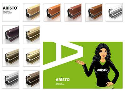 Раздвижные двери купе Aristo (Аристо)