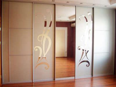 Раздвижные двери нижнеопорные