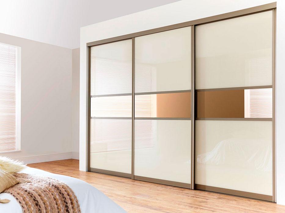 Шкаф купе в спальни дизайн